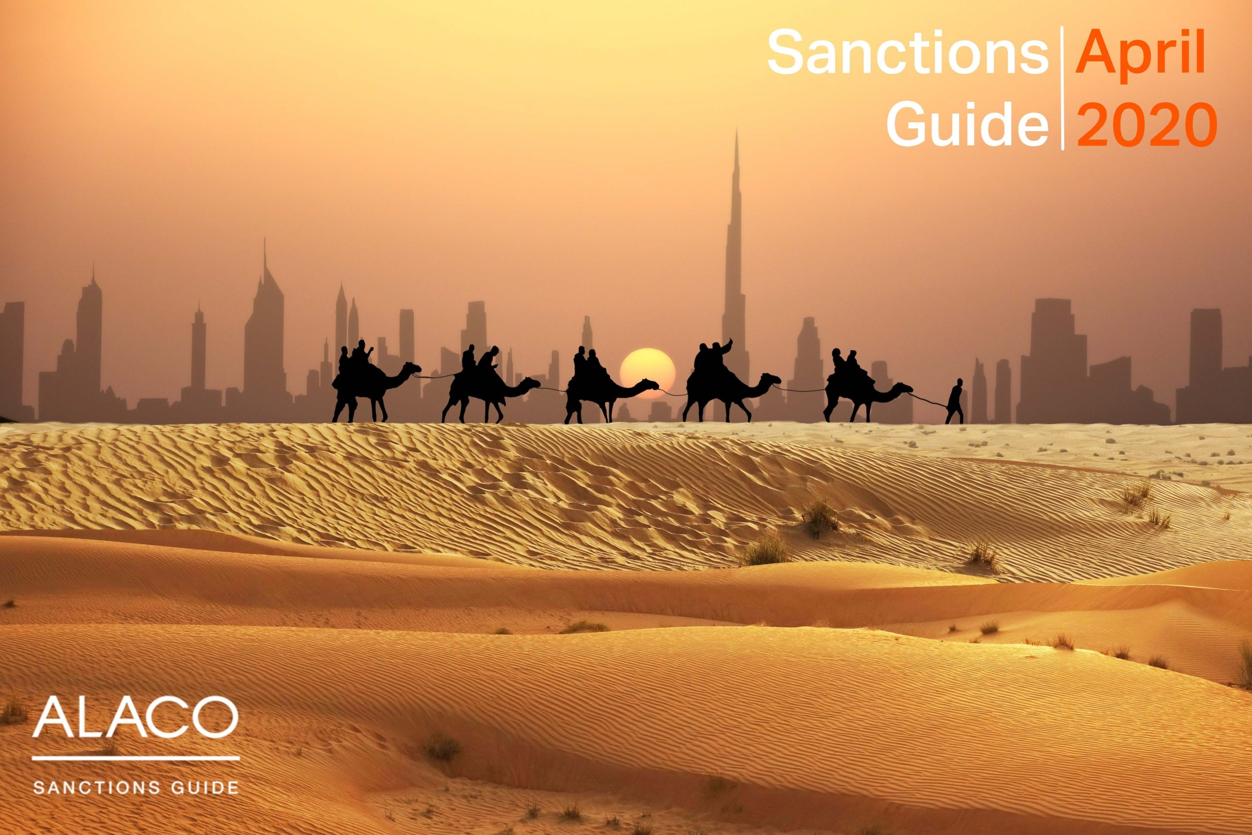 Sanctions Guide – April 2020