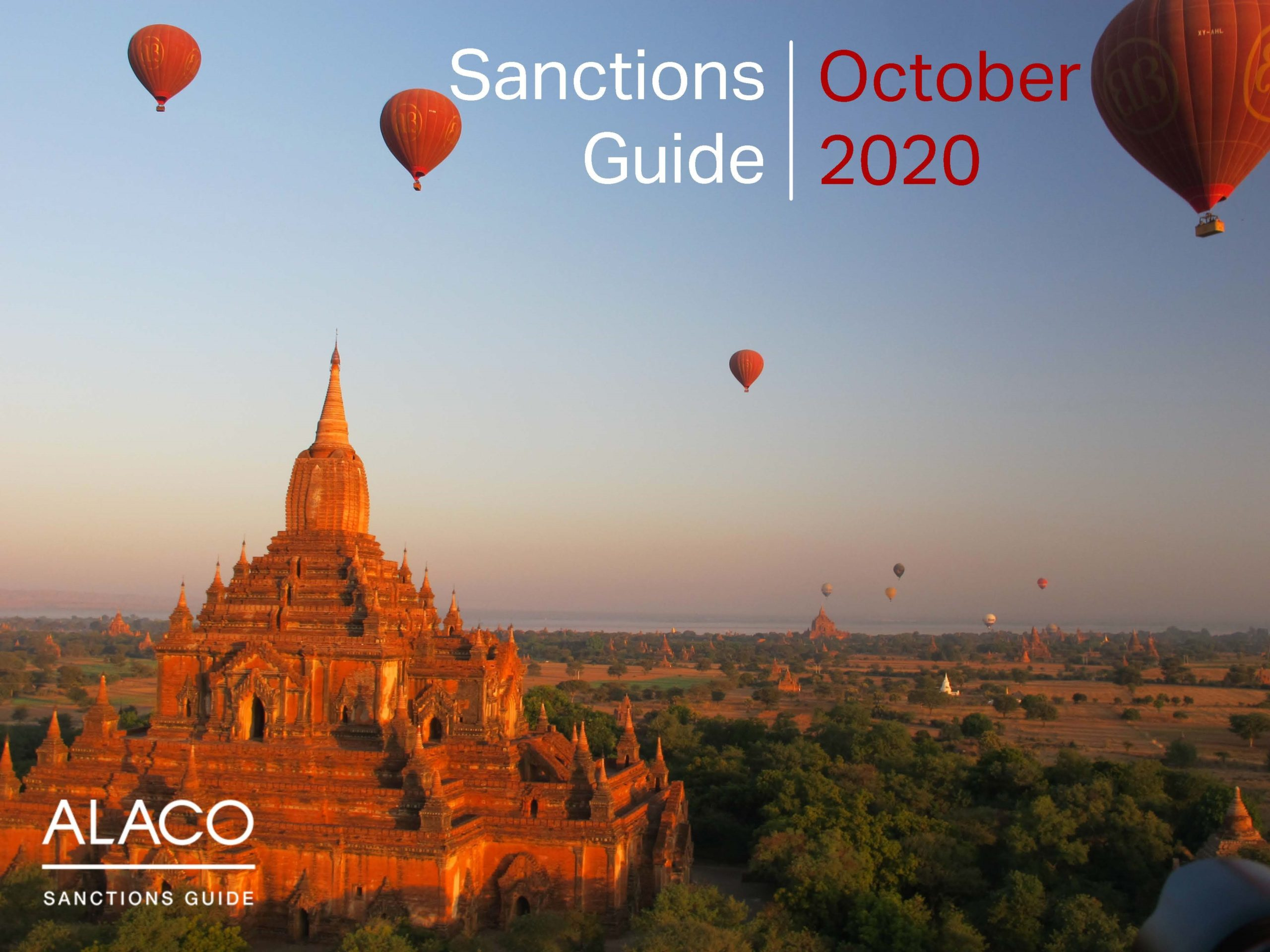 Sanctions Guide – October 2020